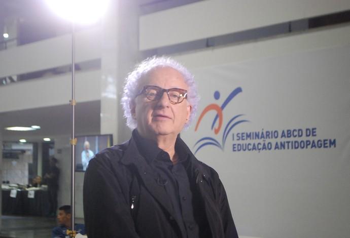 Marco Aurelio Klein, secretario nacional da Autoridade Brasileira de Controle de Dopagem (Foto: Marcos Guerra)