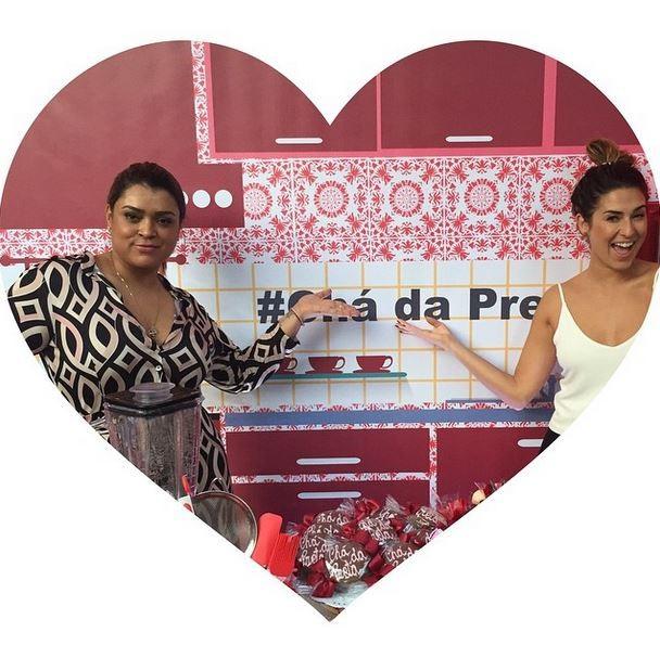 Preta Gil e Fernanda Paes Leme (Foto: Instagram / reprodução)