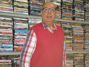 Fernando Pompeu é cineasta de Santos