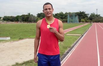 Amazonense fatura ouro no 40º Troféu Norte-Nordeste de Atletismo, no CE