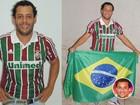 Egosósias: Internautas se consideram parecidos com jogadores da Seleção Brasileira. Confira!