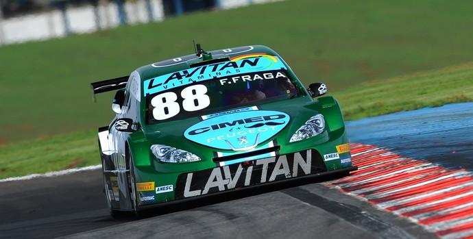 Felipe Fraga chega na novíssima pista de Curvelo contando com bom retrospecto em vitórias (Foto: Fabio Davini /RF1)