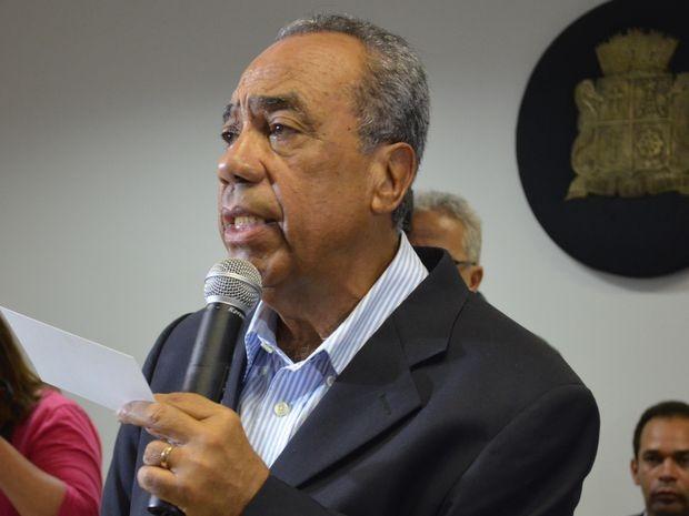 João Alves (Foto: Marina Fontenele/G1 SE)