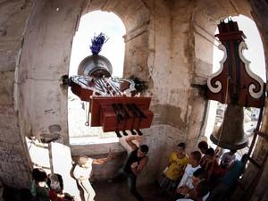 Combate dos Sinos São João del Rei (Foto: Thiago Morandi/Divulgação)