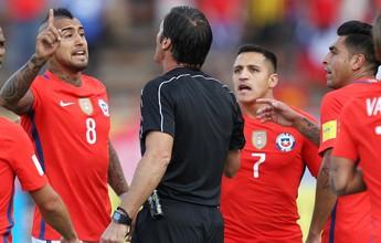 """""""Jogo com Peru é fundamental se queremos ir para o Mundial"""", diz Vidal"""