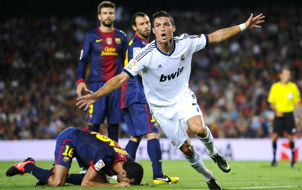 Cristiano Ronaldo Barcelona Real Madrid (Foto  Getty Images) dcae83142c81c