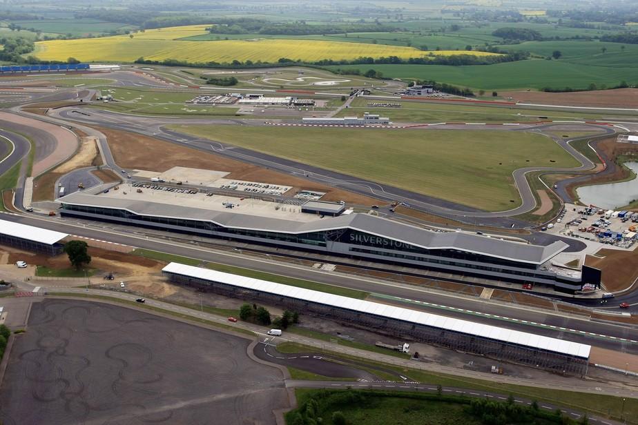 Por altos custos, circuito icônico de Silverstone corre risco de dar adeus à F1