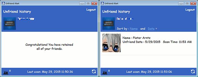 Unfriend Alert rouba seus dados do Facebook (Foto: Reprodução/Malwarebytes)