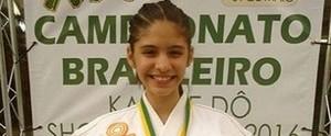 Atleta de Santarém conquista medalha de prata em torneio de Karatê em SP (Divulgação/Semjel)