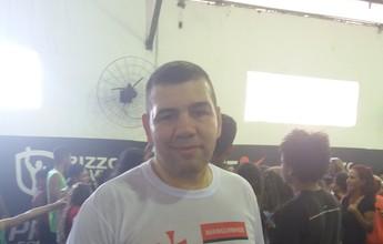 "Pedro Rizzo abre as portas para novas lutas com lendas: ""Gosto de desafios"""