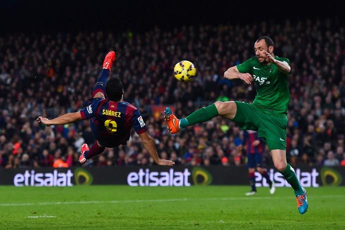 suarez barcelona x levante (Foto: Getty Images)