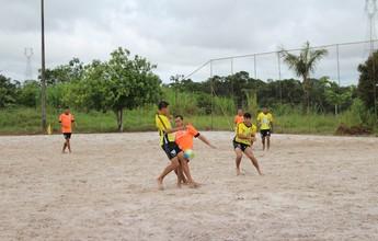 Baladeiros vence nas semifinais e segue para disputa do título do Areião