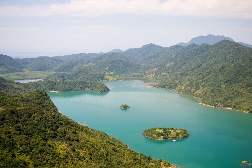 O Estado do Rio de Janeiro  cheio de belezas naturais (Foto: Maldoran / Shutterstock)
