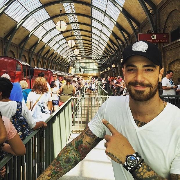 Felipe Titto (Foto: Reprodução/Instagram)