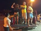 Ataque criminoso deixa seis pessoas com queimaduras em Pirapemas, MA