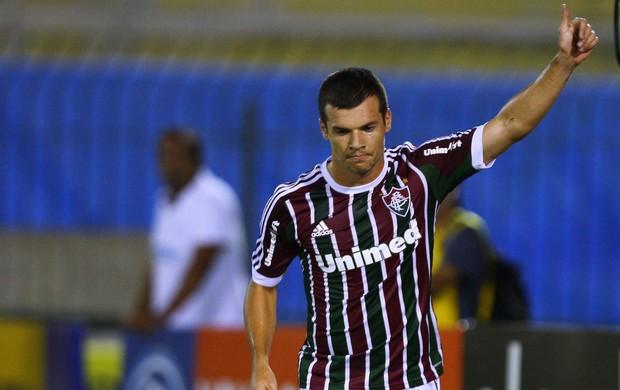 Wagner Fluminense x Audax-RJ (Foto: Photocâmera)