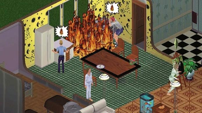 The Sims foi um fenômeno em sua época e até hoje é uma série bastante popular (Foto: Reprodução/Paste Magazine)