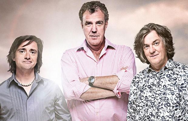Trio de Top Gear assina acordo com Amazon e terá novo programa de carros (Foto: Divulgação)