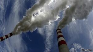 Poluição (Foto: Reuters)