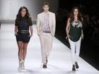 Giovanna Antonelli, Tainá Müller e Gianecchini desfilam no Fashion Rio
