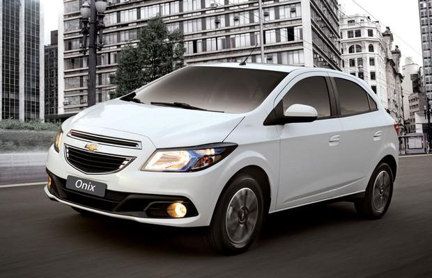 Chevrolet-Onix-2016 (Foto: Divulgação)