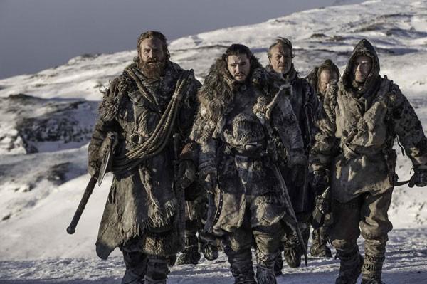 Imagem promocional do 6º episódio de Game of Thrones, ainda sem nome (Foto: Divulgação)
