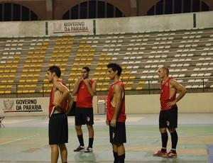 João Pessoa Futsal (Foto: João Neto)