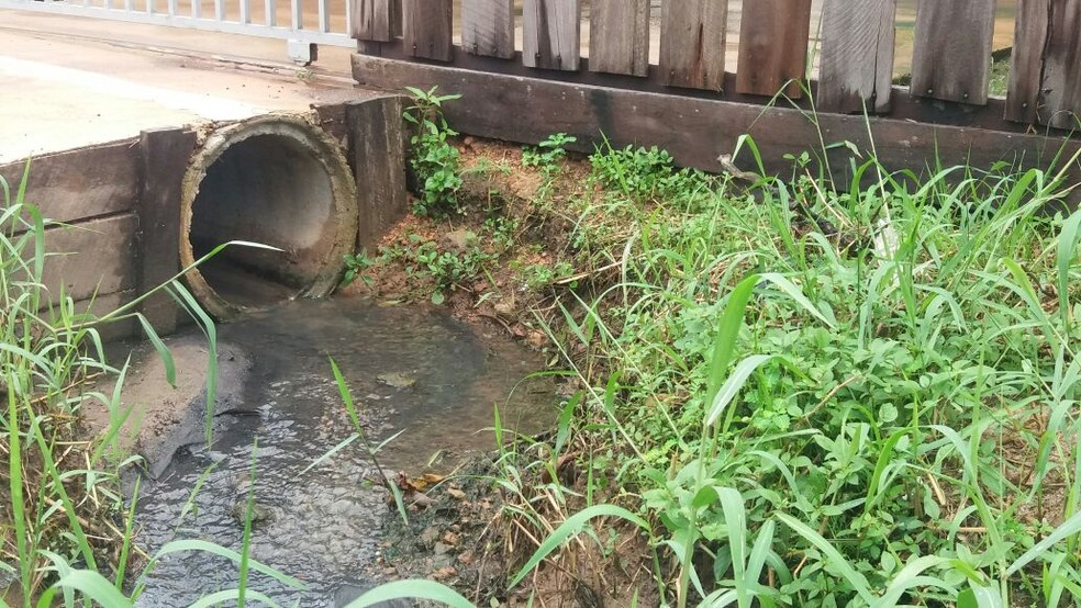 Amapá é o estado com os indicadores de saneamento mais baixos do país (Foto: Abinoan Santiago/G1)