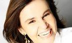 Claudia Rodrigues conta que em breve voltará para a TV