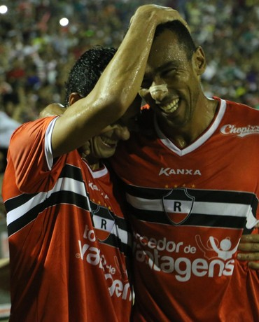 Eduardo River-PI x Ceará Copa do Nordeste (Foto: Emanuele Madeira/GLOBOESPORTE.COM)