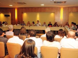CIB definiu atendimentos de pacientes maranhenses em Teresina, PI (Foto: Divulgação/Nestor Bezerra)