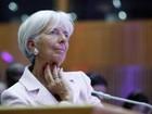 Lagarde diz que FMI deve cortar projeção de crescimento global