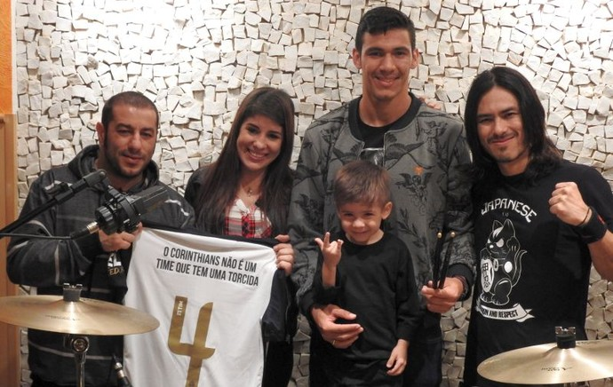 Especial Balbuena Corinthians CPM 22 (Foto: Diego Ribeiro)