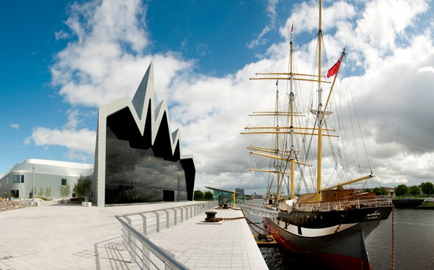 glasgow - riverside museum (Foto: AP Photo/Glasgow City Marketing Bureau)