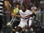 Substituído com fisgada, Kelvin espera não ter feito despedida do São Paulo