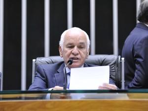 O deputado federal Gilberto Nascimento (PSC-SP) (Foto: Luis Macedo / Câmara dos Deputados)