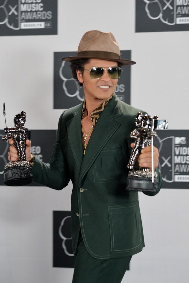 Bruno Mars (Foto: AFP)