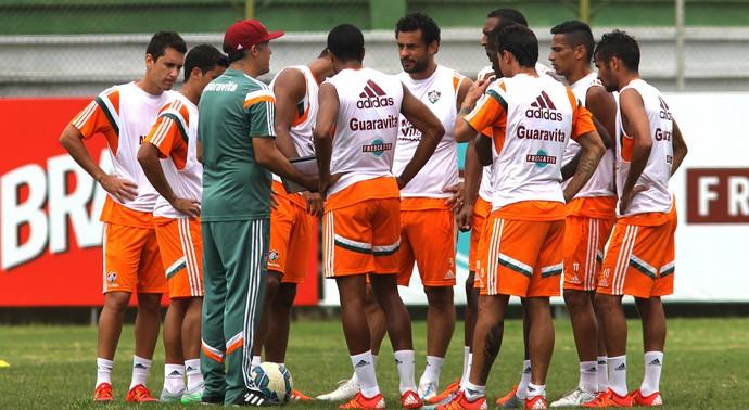 eduardo baptista, time, fluminense (Foto: Nelson Perez/Fluminense FC)