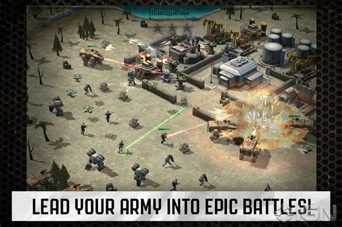 Jogo de estratégia com os personagens de Call of Duty (Foto: Divulgação)