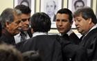 Reveja imagens do júri de  Macarrão e Fernanda (Vagner Antonio / Tribunal de Justiça de Minas Gerais)