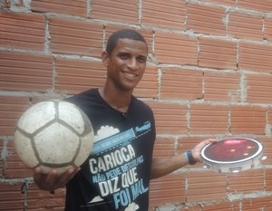 Claudio Pagodinho Ceres (Foto: Janir Junior)