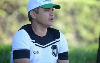 Grasseli pretende manter time-base do Rio Branco no jogo-treino desta sexta