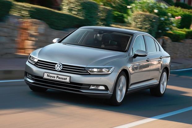 Novo Volkswagen Passat (Foto: Divulgação)