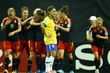 Seleção brasileira sub-20 goleada pela Alemanha (Foto: Divulgação)