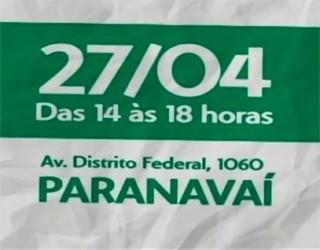 Paranavaí (Foto: Reprodução)