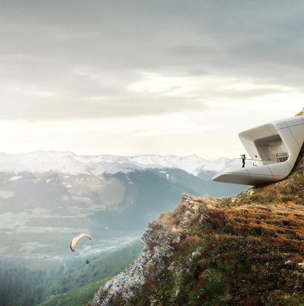 Messner Mountain Museum Corones  (Foto: Divulgação )