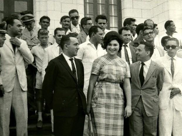 Governo7 (Foto: Acervo histórico do Museu Universitário da Ufac)