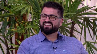 Rodrigo explica os problemas que o levaram a atrasar em duas provas