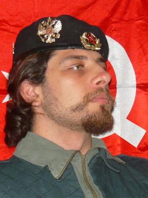 Rafael Lusvarghi combatente (Foto: Divulgação / Arquivo pessoal)