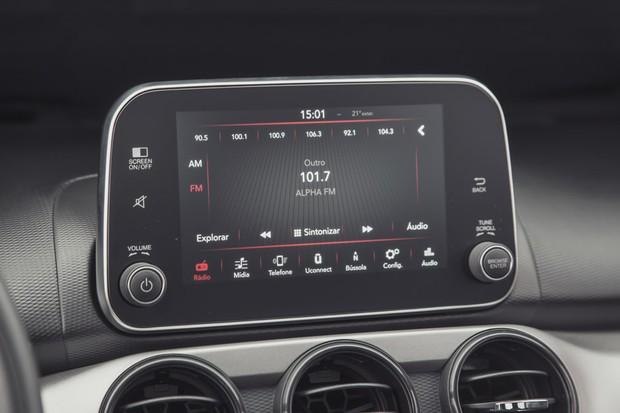 Fiat Argo 1.3 Drive manual (Foto: Fabio Aro / Autoesporte)